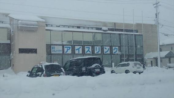 大雪となりました