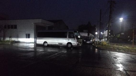 マイナー大会、雨天中止…